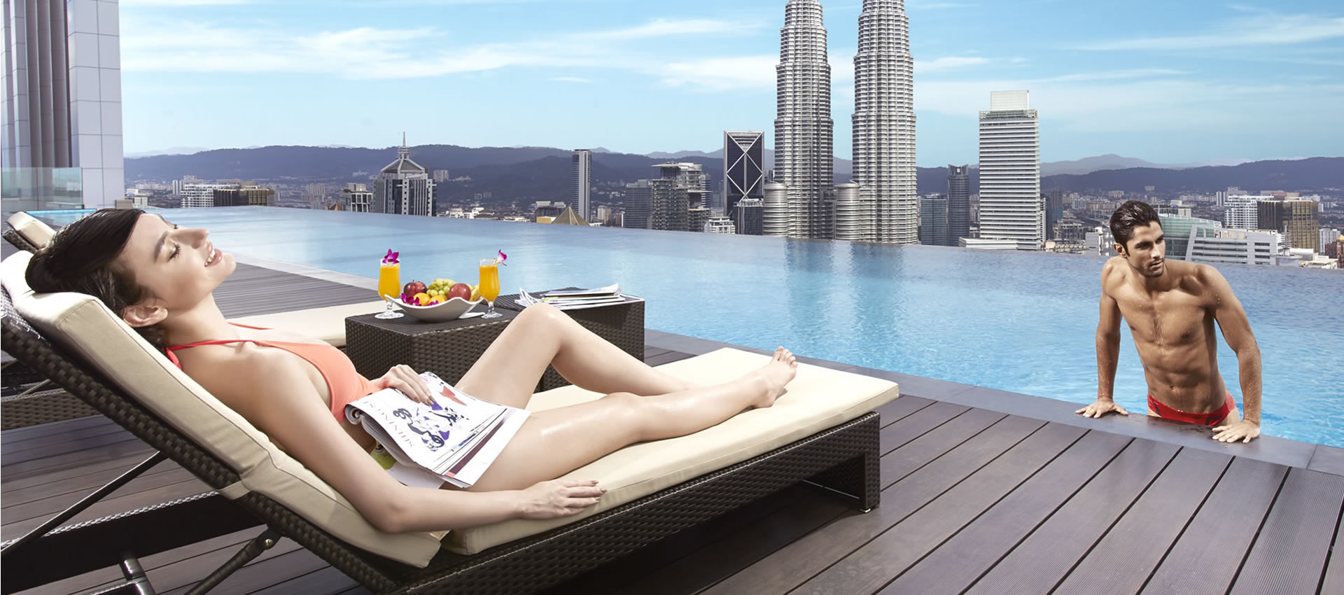 THE FACE SUITES in Kuala Lumpur